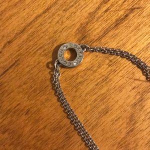 Coach Jewelry - Silver Coach Bracelet with clasp